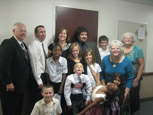 Helping Special Needs Children During Church, Part 1 of 3 Part Series