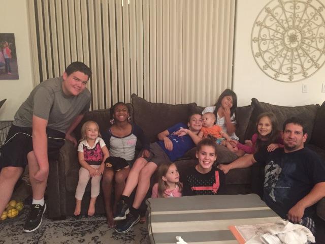extended adoptive family