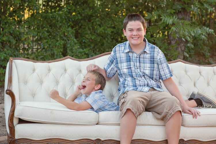 Special needs children express love differently