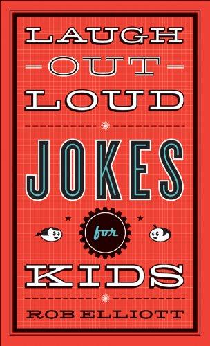 laugh out loud joke book