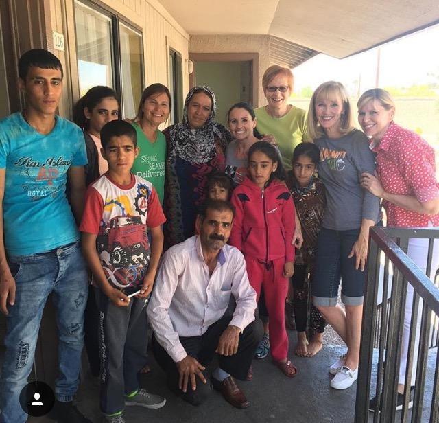 refugees Lifting Hands International
