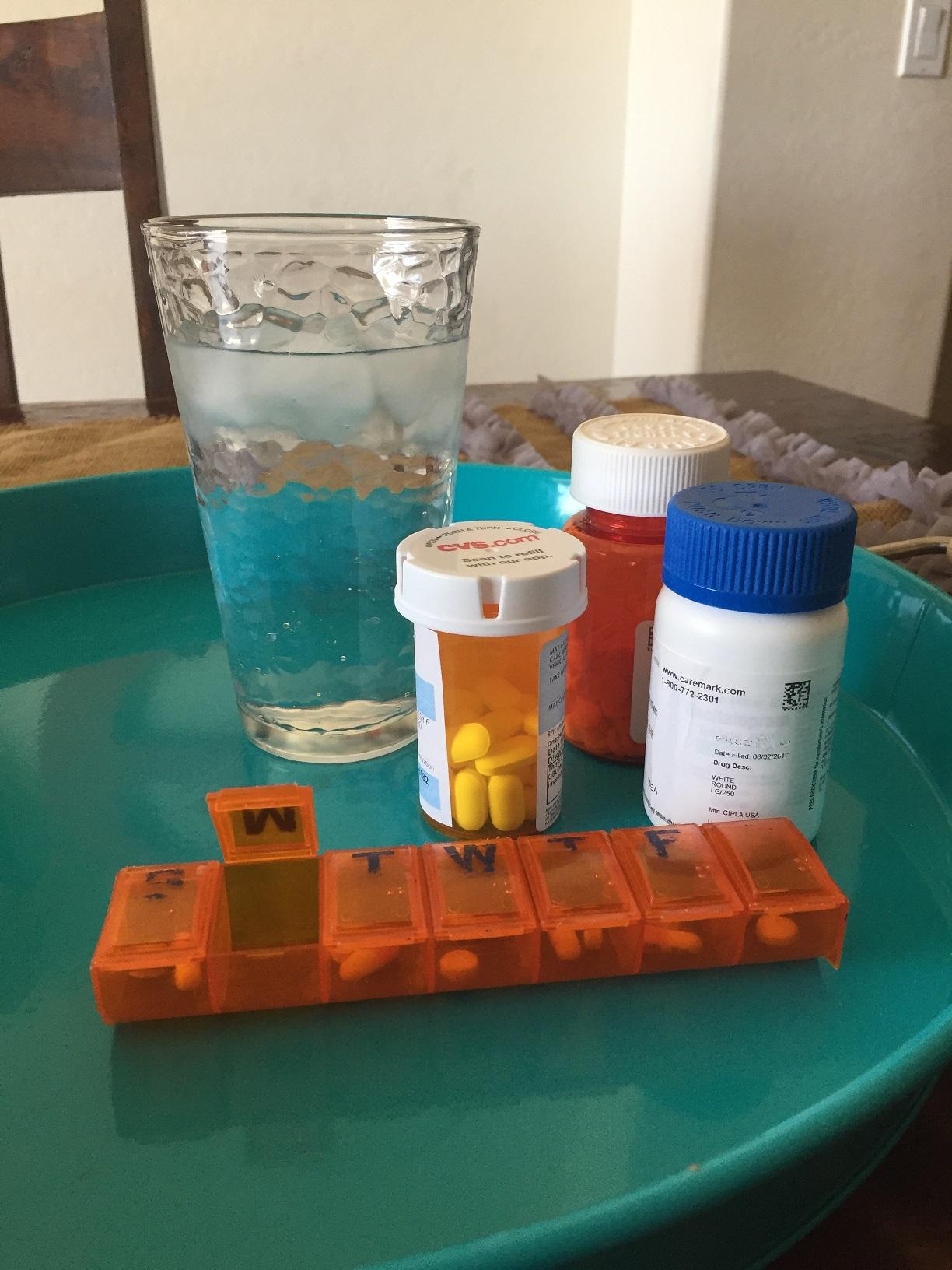 Medication Refills for Vacation