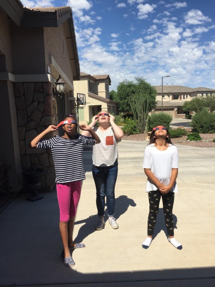 solar eclipse watching 2