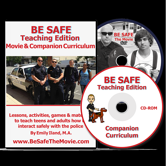 Train Autistic Children to BE SAFE around Police