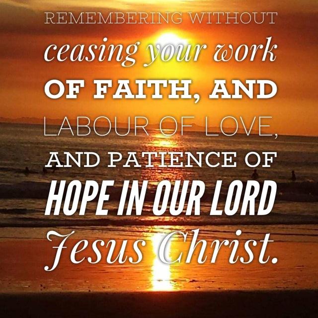 Gracefull Parenting Faith in Christ